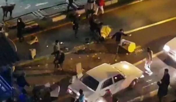 In Iran è rivolta non una rivoluzione
