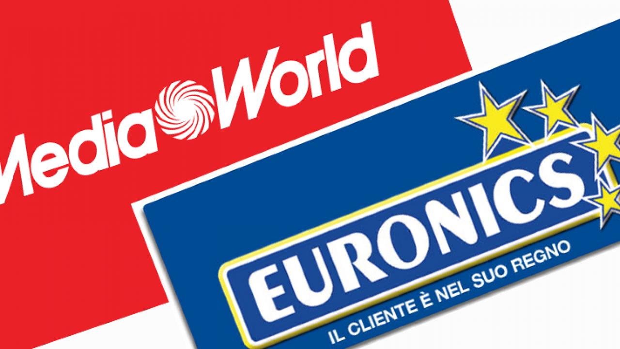Euronics e MediaWorld, i supersconti dei volantini validi fino al 24 gennaio