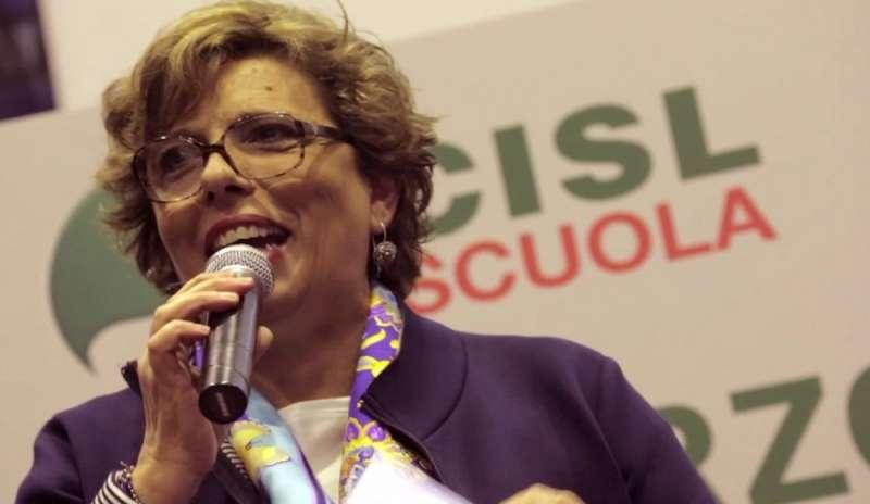 Maddalena Gissi - cisl