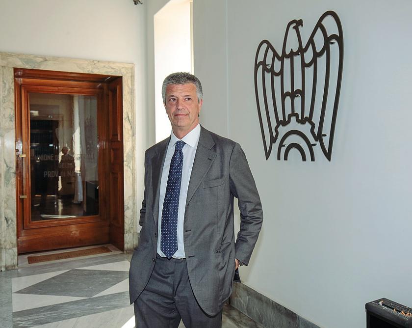 Vito Grassi - Confindustria