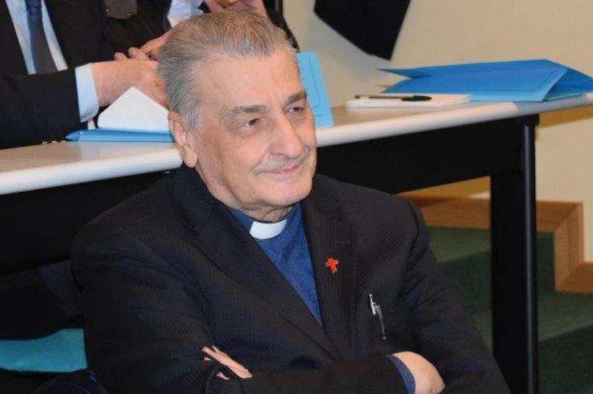 Padre Virginio Bebber