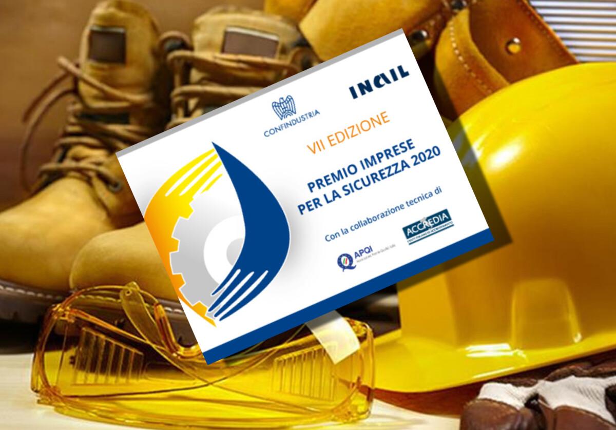 premio imprese sicurezza 2020